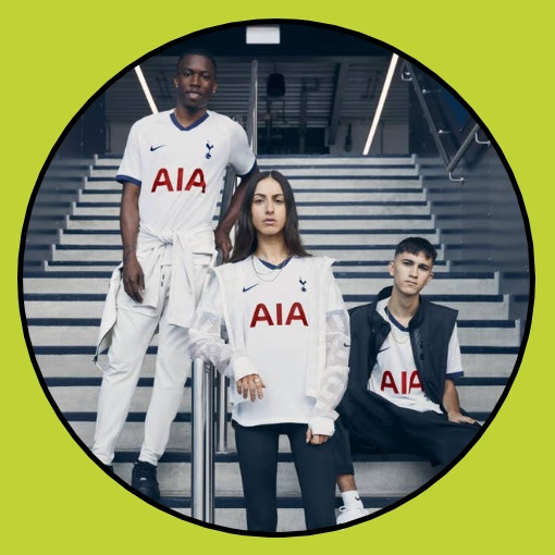 Tottenham Hotspur Home Kit 2019/20