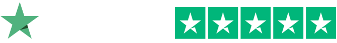 5 star Trustpilot logo