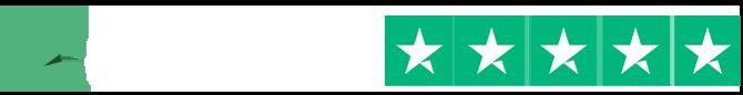 5 star Trustpilot logo
