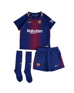 Barcelona Kids Home Kit 2017/18