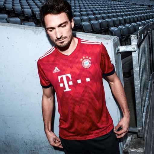 Bayern Munich Kit 2018/19