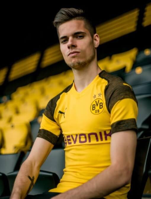 Bundesliga Borussia Dortmund Kit 2018