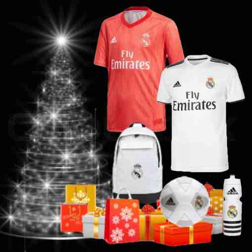 Real Madrid Kit 2018/19 Christmas Gifts