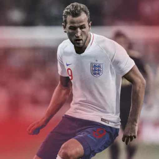 England 2018 World Cup Kit