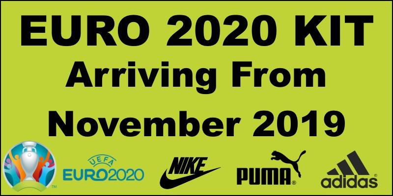 Euro 2020 kit