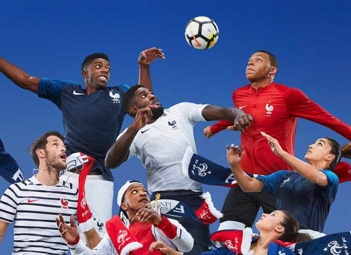 France 2018 World Cup Kit
