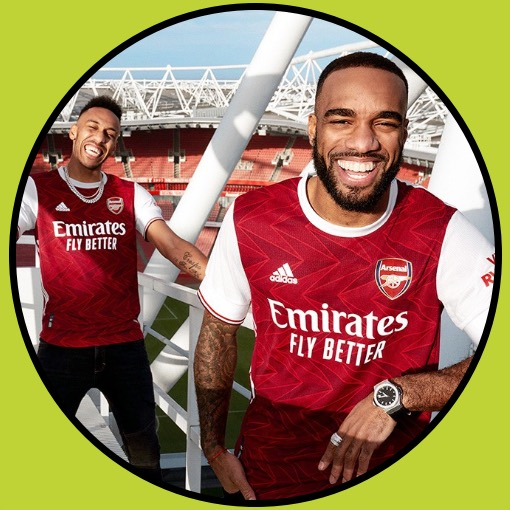 Arsenal Football Kit 20/21