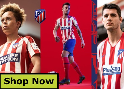 6b68cd86f4f Atletico Madrid 2019 20 Home Kit