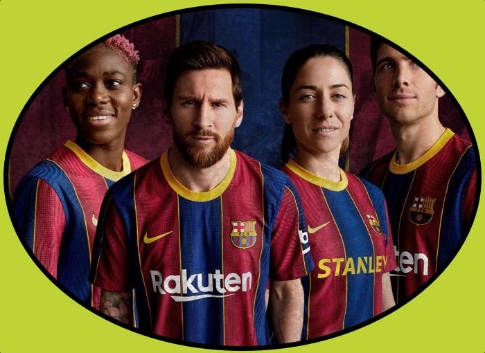 Barcelona Football Kit 20/21