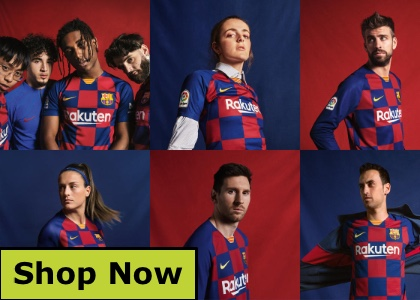 Barcelona Home Football Kit 2019/20