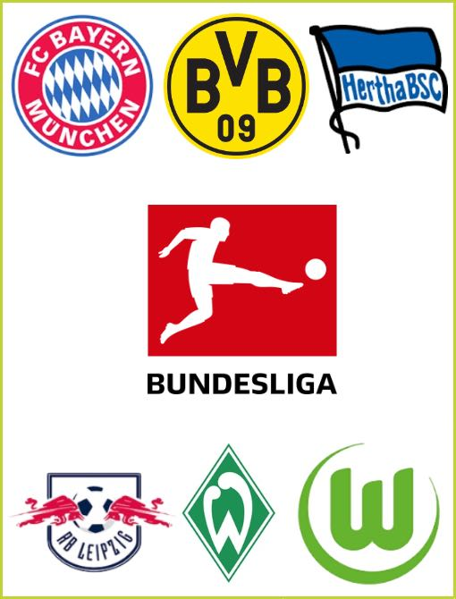 Bundesliga Kit 2018 Christmas Gifts