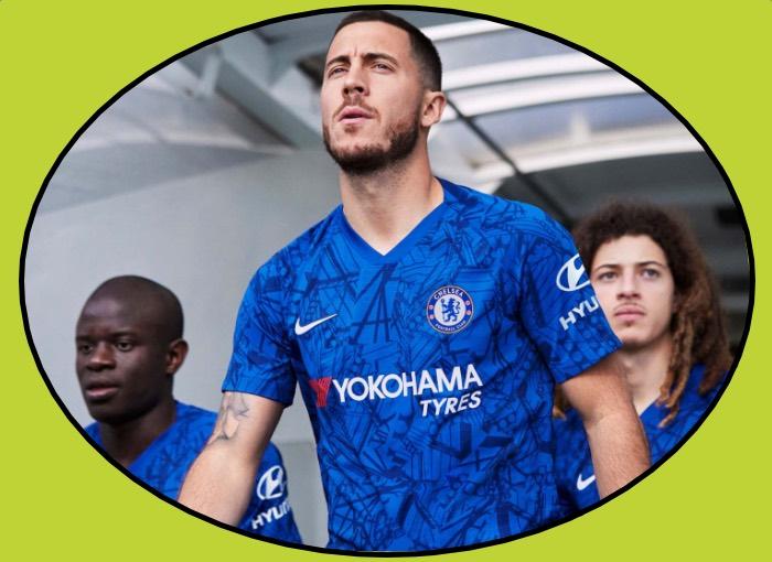 Chelsea Football Kit 2019/20