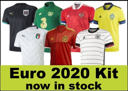 Euro 2020 Kit available now