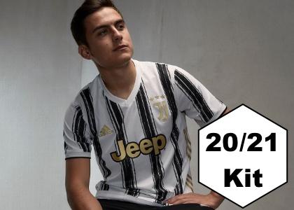 20/21 Juventus kit in stock now