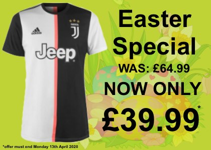 Juventus home shirt 2019/20 sale
