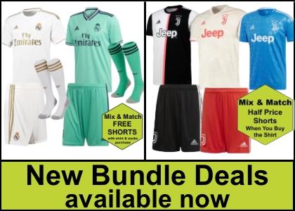 Football kit bargain bundle deals