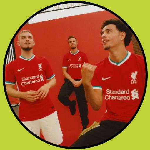 Liverpool Football Kit 2020/21