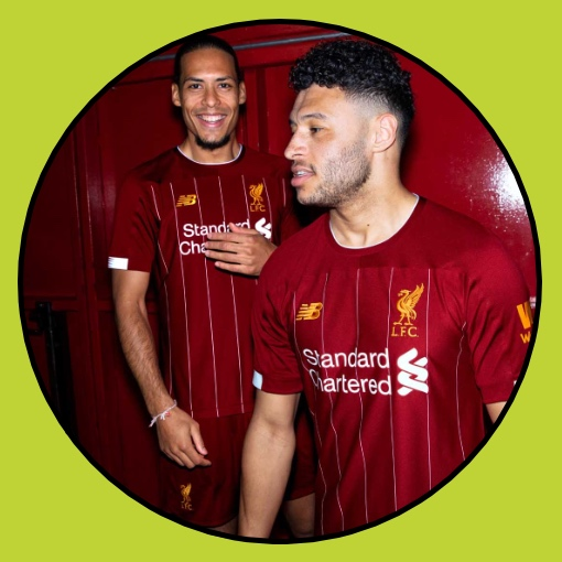 Liverpool Football Kit 2019/20