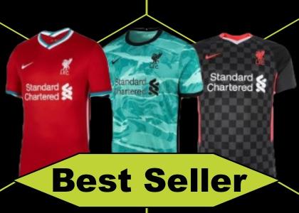 Liverpool football kit