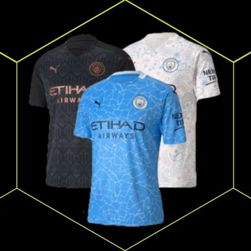 Manchester City Kit 20/21