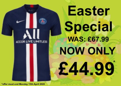 PSG home shirt 19/20 sale