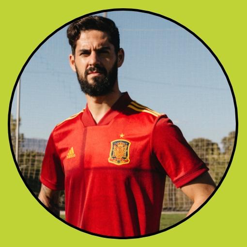 Spain Euro 2020 Kit