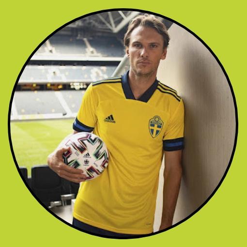 Sweden Euro 2020 Kit