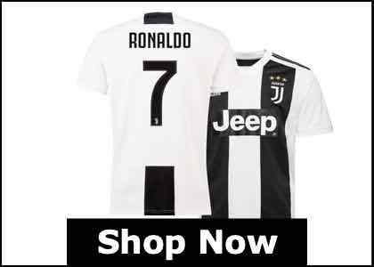 0165f352d Football Shirts