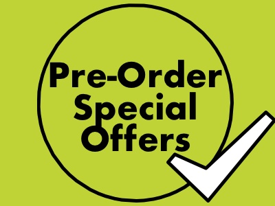 Pre-Order Special Offers