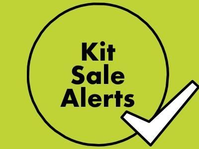 Kit Sale Alerts