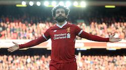 2017/18 Premier League Player of the Year Mo Salah