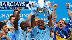 2018/19 Premier League Season Man City