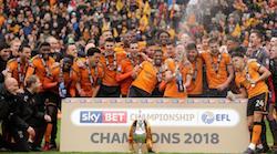 2018/19 Premier League Season Wolves