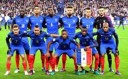 2018 FIFA World Cup Predictions France