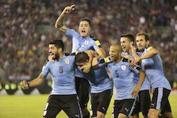 2018 FIFA World Cup Predictions Uruguay