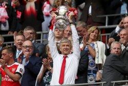 arsene wenger trophy