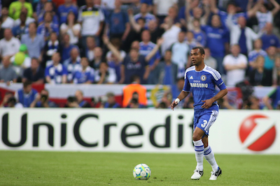 Ashley Cole Chelsea player