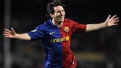 Barcelona 2008/09 Messi