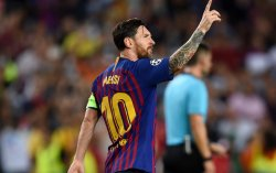 Champions League Messi