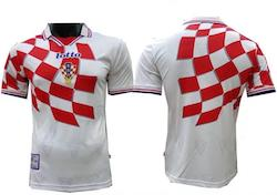 08e5e19ee40 Croatia 1998  Story of the Kit