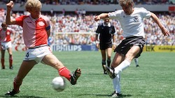 Denmark 1986 World Cup