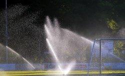 Environmental Impact of Football Sprinkler