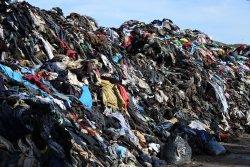 environmental impact of football clothing dump