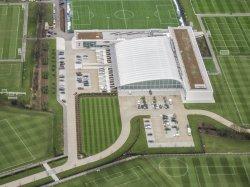 environmental impact of football spurs training