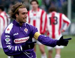 Fiorentina 1998/99 Gabriel Basituta