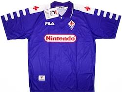 Fiorentina 1998/99 Home Shirt