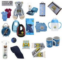 Gift Guide Manchester City Under 10