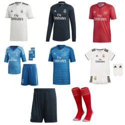 gift guide real madrid kits over 15