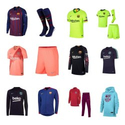Great Present Ideas Barcelona Kits Training