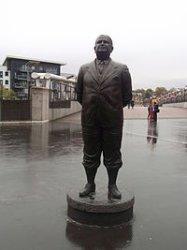 herbert chapman statue